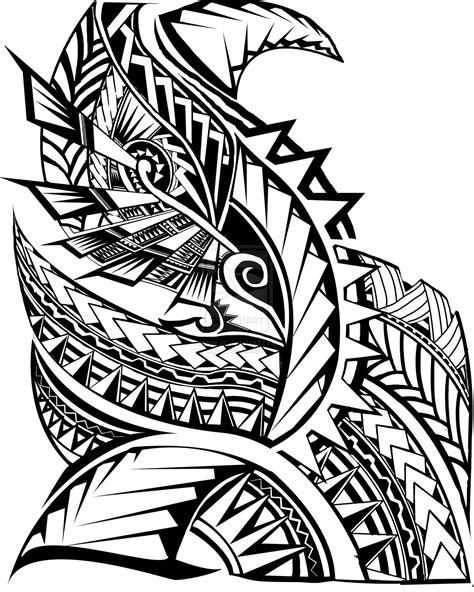 polynesian tattoo tribal tattoos designs ideas and meaning tattoos for you