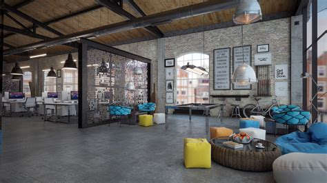 loft office cgarchitect professional 3d architectural visualization