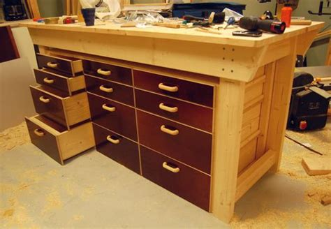 mattias karlssons workbench project