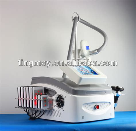 lipo laser cavitation cryolipolysis machine for home use