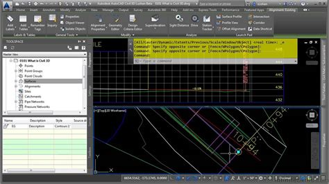 tutorial civil 3d pdf autocad civil 3d 2015 tutorial what is civil 3d youtube