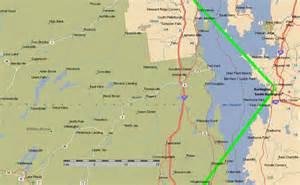 burlington vermont map