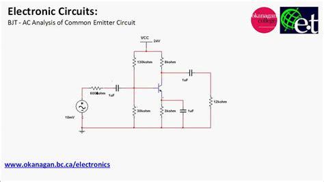transistor npn common emitter common emitter lifier