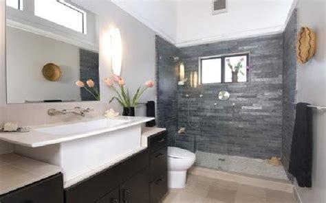 slate grey bathroom gray slate bathroom images