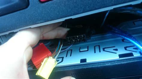 Audi A3 8l Radio by Audi A3 8l 99 Podłączenie Radia Elektroda Pl