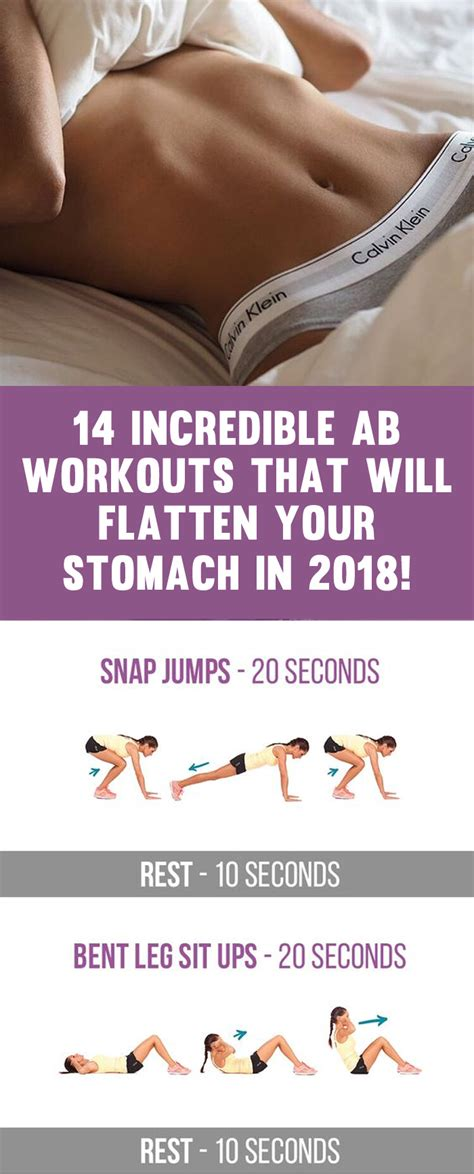 14 ab workouts that will flatten your stomach in 2018 trimmedandtoned
