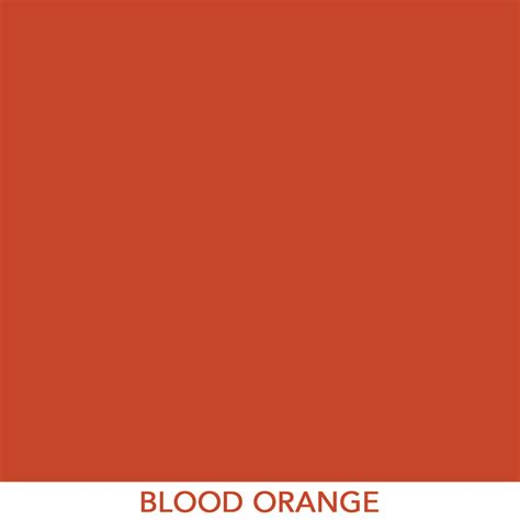blood orange color colour sles arkopanel