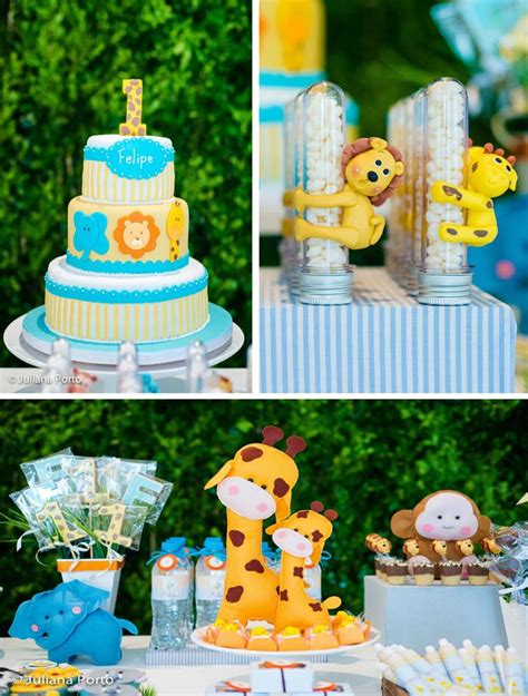 Zoo Themes Party | zoo safari kara s party ideas
