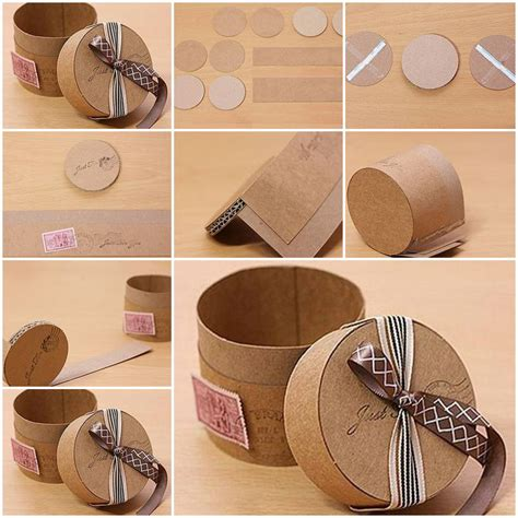 diy projects cardboard boxes how to make cardboard gift box diy tutorial