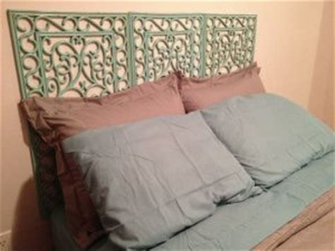 Rubber Doormat Headboard by Best 25 Diy Headboards Ideas On Wood