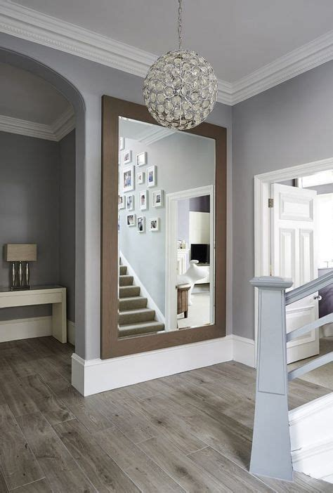 large mirror   bottom   stairs luxury home decor home renovation house interior