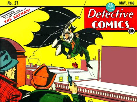 batman detective comics detective comics 27 comic book and movie reviews