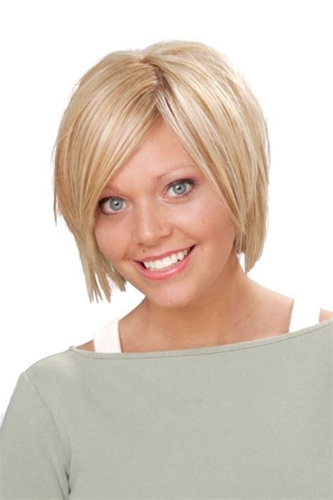 rounded head hairstyles female 126 best images about hair styles for round faces on pinterest