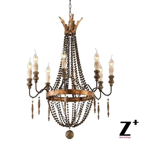 bead chandelier compare prices on wood bead chandelier shopping