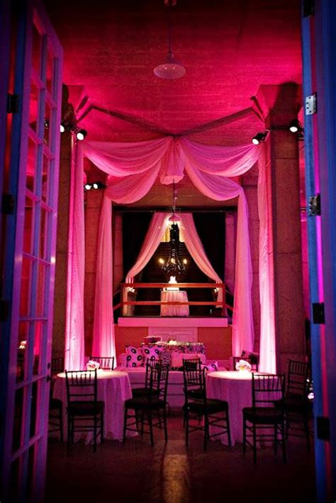 tulle draping lovely uplighting and tulle ceiling draping buy tullein