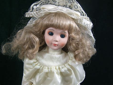 3 faced porcelain doll porcelain doll with stand ebay