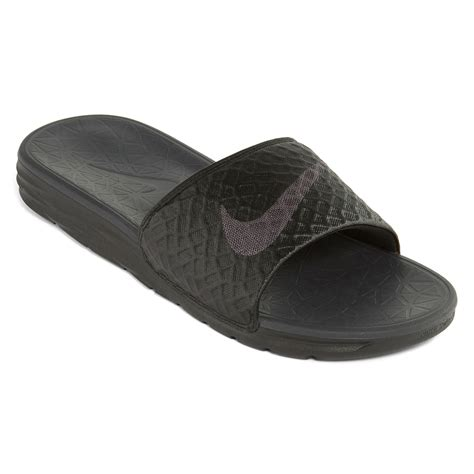 nike bati slide ii sandals upc 888408304254 nike benassi solarsoft mens slide