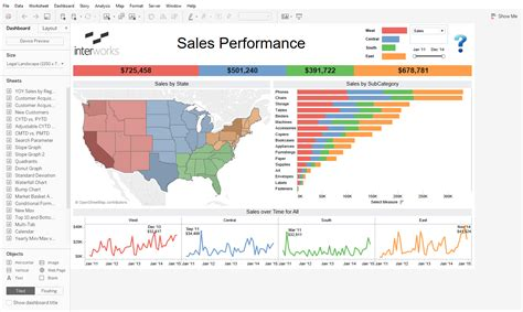 dashboard tutorial in tableau scaling tableau dashboards on high res monitors interworks