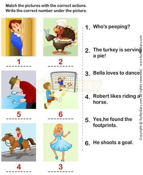 Verbs For Kindergarten Worksheets by Verbs Worksheets 11 Esl Efl Worksheets