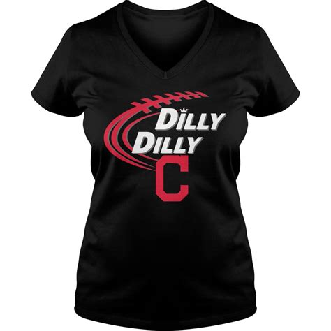 bud light dilly dilly dilly dilly cleveland indians bud light mlb baseball shirt