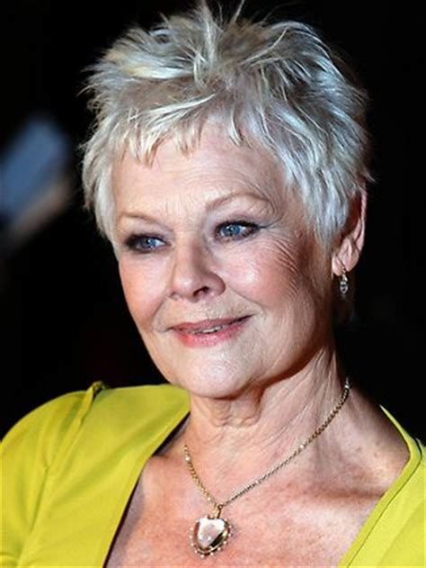 instructions to cut judidenchs hair judy dench haircut instructions to download judy dench