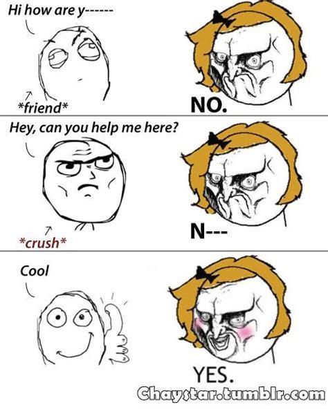 No Meme Tumblr - lol funny meme chaystar rage comics no chaystar