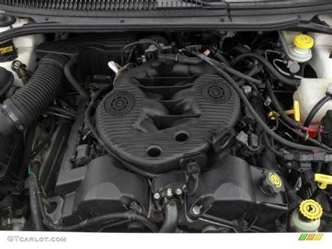2001 dodge intrepid se 2 7 liter dohc 24 valve v6 engine