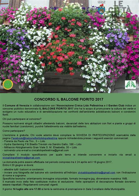 concorso balcone fiorito concorso il balcone fiorito 2017 alessandro scarpa marta