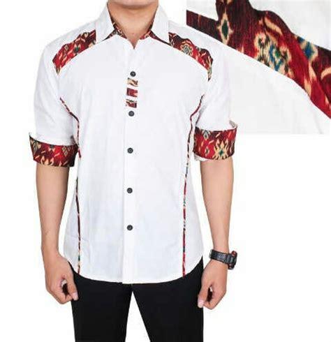 Batik Pria Kemeja Slimfit Baju Batik Modern Lengan Panjang Cb 365 model kemeja pri lengan panjang 28 images 15 model kemeja pria lengan panjang digulung