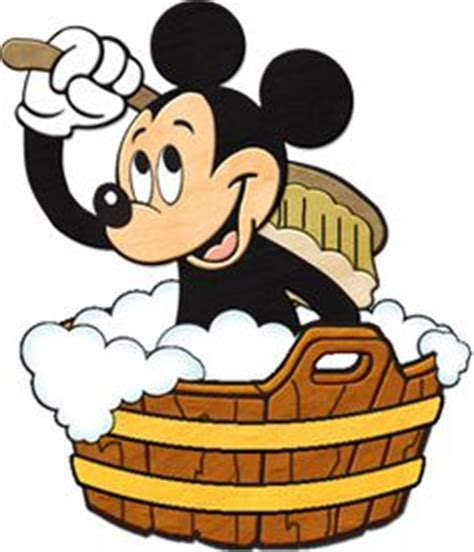 Mouse In Bathtub by 1000 Images About Mickey Mouse On
