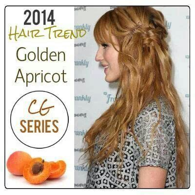 golden apricot hair color hair color golden apricot naturally beautiful