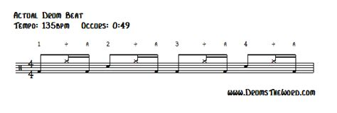 drum upbeat pattern how to play quot knights of cydonia quot drum beat muse