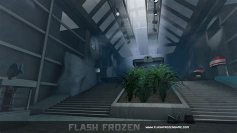 flash frozen