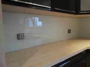 verres et services cr 233 dences de cuisines en verres
