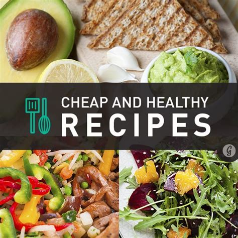 7 Healthy Recipes by 400 Healthy Recipes That Won T The Bank Inspiration