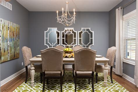 Rectangular Dining Room Mirrors Height Of Mirror In Dining Room Reversadermcream
