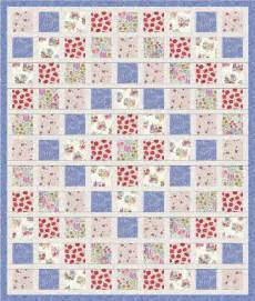 Lewis Quilts by S Garden Quilt Lewis Irene