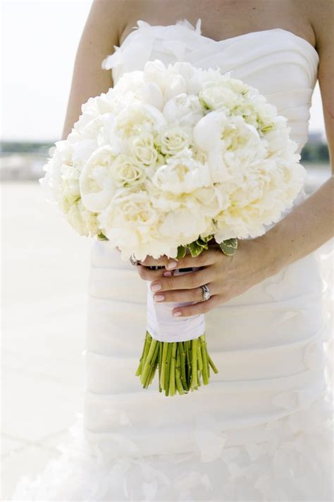 White Wedding Bouquets For Brides by 1000 Images About Bridal Flowers On Bridal