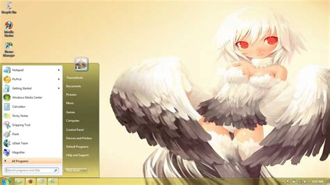 anime girls 24 windows 7 theme by windowsthemes on deviantart anime girls 33 windows 7 theme by windowsthemes on deviantart