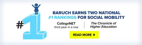Baruch Mba Scholarships by Baruch College The City Of New York Cuny