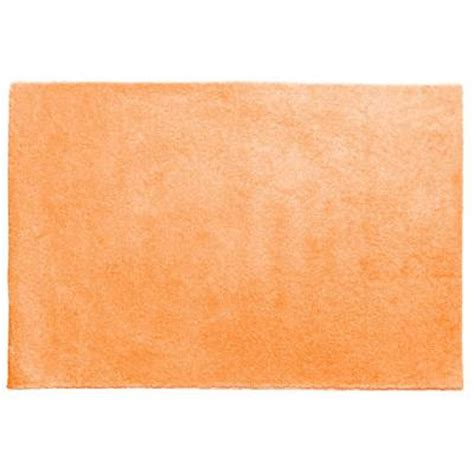 Nance Carpet And Rug Ourspace Bright Orange 5 Ft X 7 Ft Bright Orange Area Rug