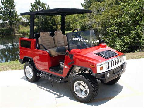 hummer golf cart hummer h2 golf car motoburg