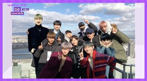 wanna one wanna one shows for one another in different ways