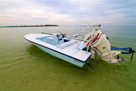 skiff or bay boat hell s bay boatworks marquesa specifications