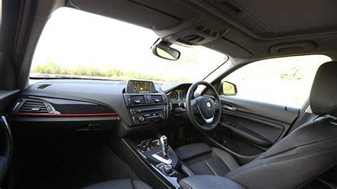 Bmw 1 Series Gearbox Price by 2013 Bmw 1 Series 118d India Road Test Review Road Test