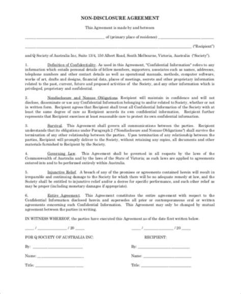 100 software development nda agreement template nda