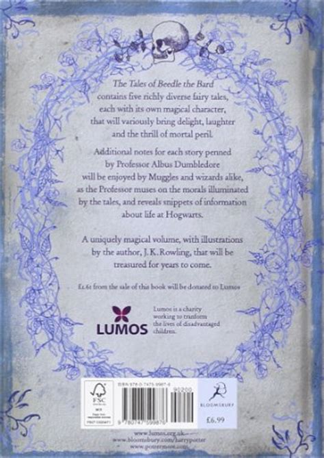 the tales of beedle 0747599874 libro tales of beedle the bard di j k rowling