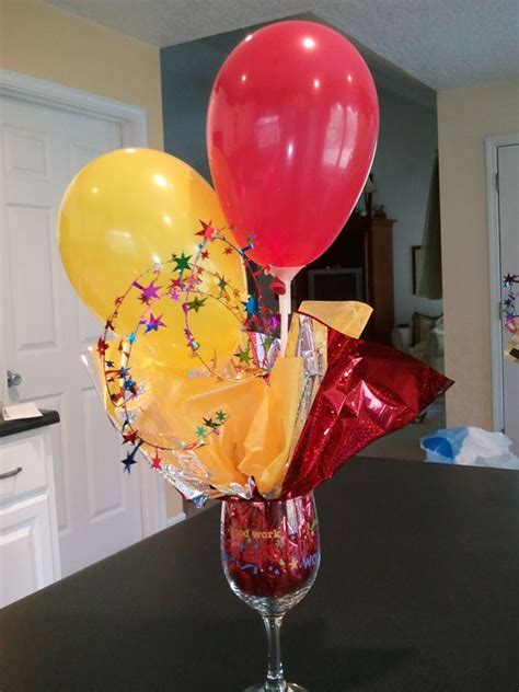 Order Centerpieces by Balloon Centerpiece These Were So Much To Make I Had