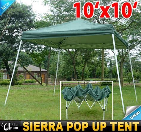 Outdoor Pop Up Canopy 10x10 Ez Outdoor Gazebo Pop Up Canopy Tent