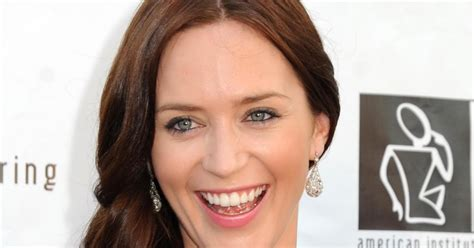 Emily Blunt Hairstyles by Megan Rossee Emily Blunt Hairstyle